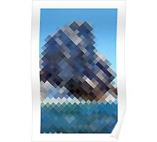 Sea Rock Poster