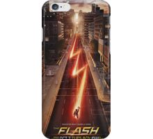 NEW FLASH TV Show Poster! iPhone Case/Skin
