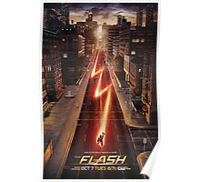 NEW FLASH TV Show Poster! Poster