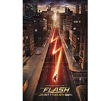 NEW FLASH TV Show Poster! Photographic Print