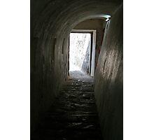 El Morro tunnel exit Photographic Print