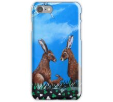 The March Hare iPhone Case/Skin
