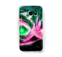 """Galaxies Collide"" Samsung Galaxy Case/Skin"