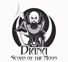 Diana, Scorn of the Moon T-Shirt