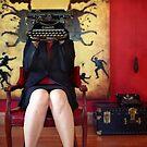 Typewriter by Kelly Nicolaisen