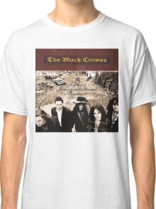 THE BLACK CROWES ALBUMS 1 Classic T-Shirt