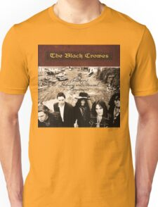 THE BLACK CROWES ALBUMS 1 Unisex T-Shirt