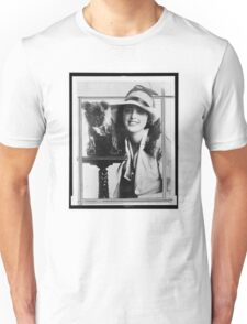Old Time Photographs - Virginia Rappe Unisex T-Shirt