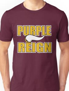 Purple Reign Vikings T-Shirt Unisex T-Shirt