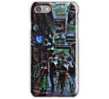 BISTRO MELBOURNE iPhone Case/Skin