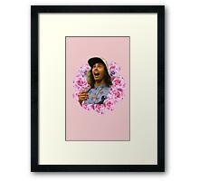 Fabulous Vic Framed Print