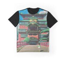 spirited away bathhouse Graphic T-Shirt