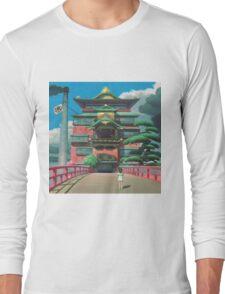 spirited away bathhouse Long Sleeve T-Shirt