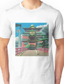 spirited away bathhouse Unisex T-Shirt