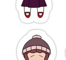 Yume Nikki Sticker Set #2 Effects Sticker