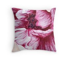 Tuscan Red Throw Pillow