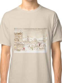 One snowy fairy story   Classic T-Shirt