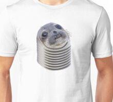 Awkward seal pancake Unisex T-Shirt