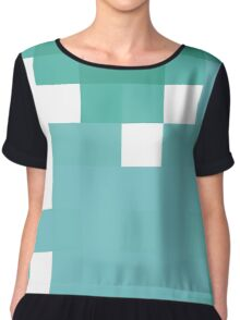 Diamond Armor Chiffon Top