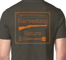 Harvesting Nature Orange Logo Shirt Unisex T-Shirt