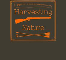 Harvesting Nature Orange Logo Shirt T-Shirt