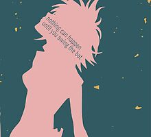 Haruko Haruhara Minimalist by ajpocken