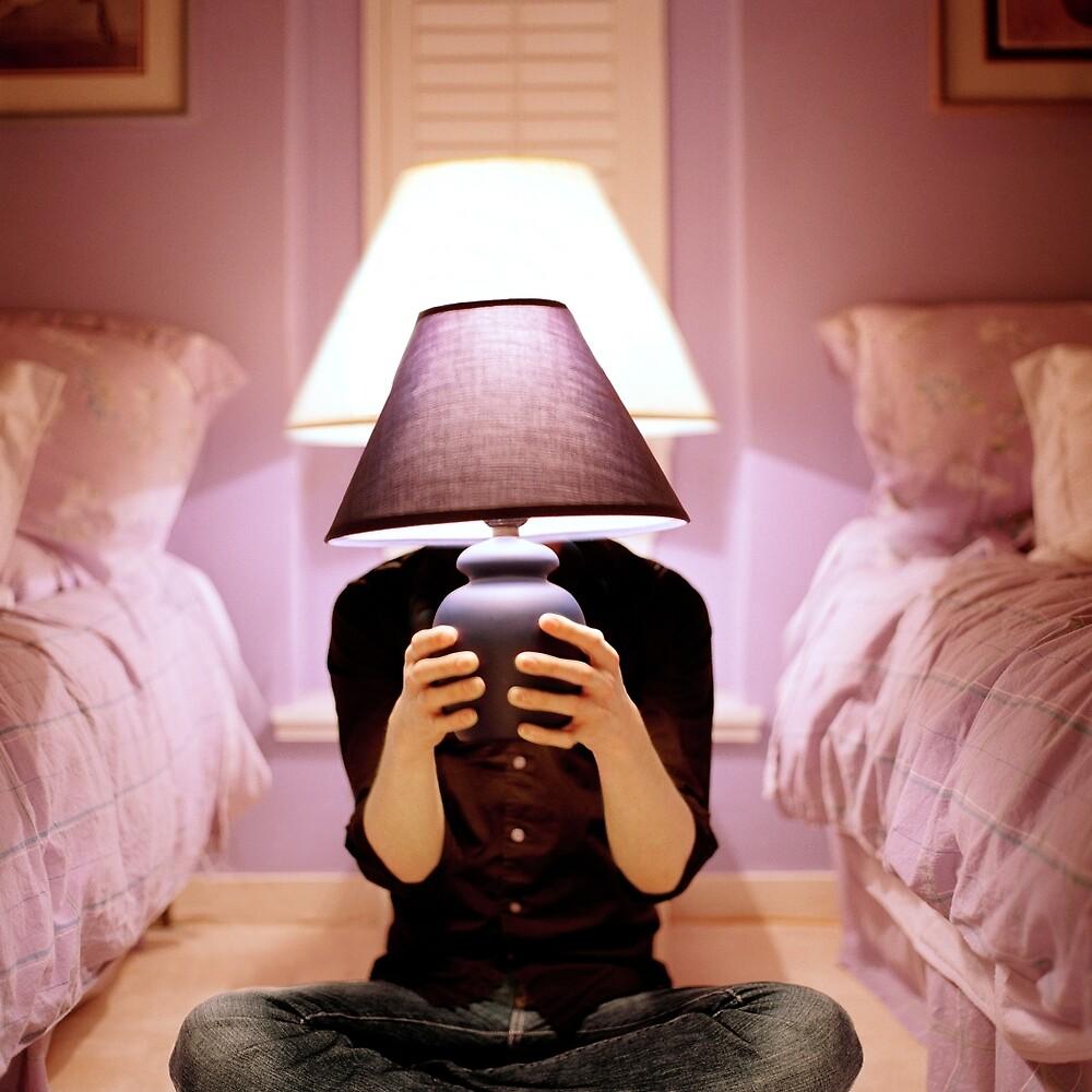 I Love Lamp by Kelly Nicolaisen