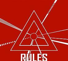 Daft Punk Pyramid by Nemesis96