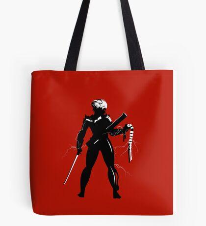 Raiden [Metal Gear Rising] Tote Bag