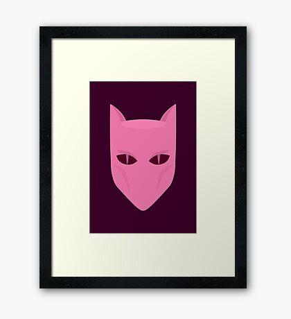 Murder Monarch Framed Print
