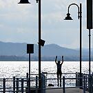 Praise the lake, San Feliciano, Lago Trasimeno, Umbria, Italy by Andrew Jones