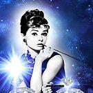 Audrey Hepburn DODY by Tiffany O 2125DODY