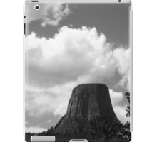 Devil's Tower, Wyoming iPad Case/Skin