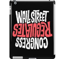 Wallstreet iPad Case/Skin
