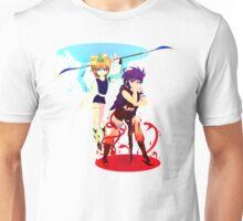 Angel Devil Unisex T-Shirt