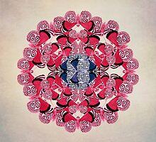Butterfly Dance by sandra arduini