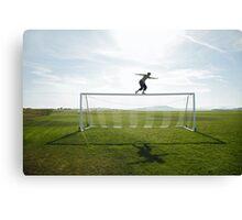 """Goal"" Canvas Print"