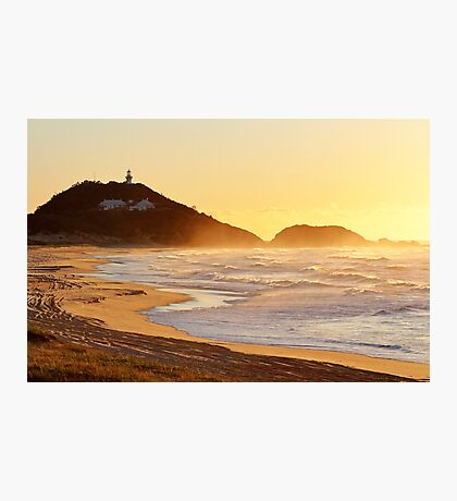 Sunrise at Sugarloaf Point Photographic Print