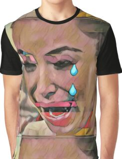 Cry me a River Graphic T-Shirt