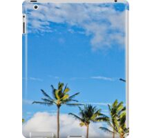 Baldwin Palm Tree Skies iPad Case/Skin