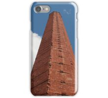 smokestack pyramid in the sky iPhone Case/Skin
