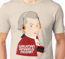 W. Amadeus Mozart Unisex T-Shirt