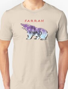 FARRAH Unisex T-Shirt