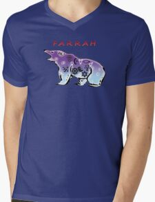 FARRAH Mens V-Neck T-Shirt