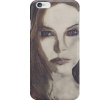 Acantha Portrait iPhone Case/Skin