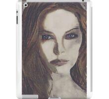 Acantha Portrait iPad Case/Skin