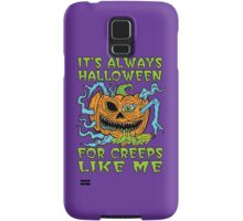 Halloween Creep Samsung Galaxy Case/Skin
