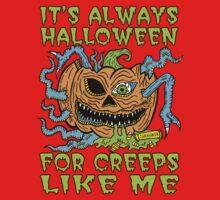 Halloween Creep Kids Clothes