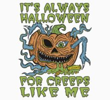Halloween Creep Kids Clothes