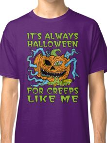 Halloween Creep Classic T-Shirt